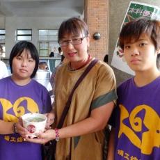 在地業主葉喜萍提供埔工綜職科學生工作機會  善心深獲感激