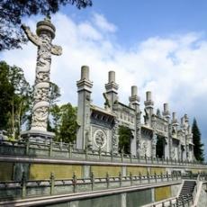 台灣第一華表、欞星門 原石雕刻、氣勢壯闊