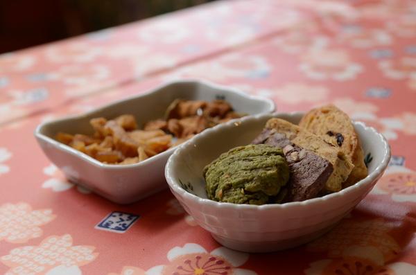 埔里美食-手工餅乾口味多元,奶素可食。(柏原祥攝)