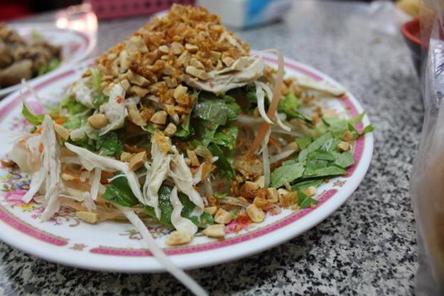 埔里小吃-埔里越南料理-愛娣的店-越南河粉-木瓜絲-米苔目-越南麵包