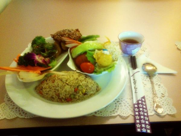 埔里素食-埔里養生餐-埔里陽明健康養生料理-素食小火鍋-素食快炒