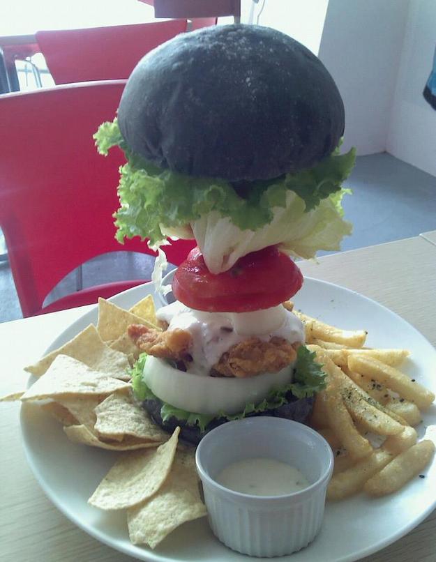 埔里簡餐-桃米簡餐-埔里福音餐廳-埔里福音餐館-義大利麵-美式漢堡