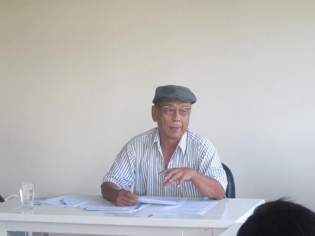 大埔里生活網─埔里報導編採營講師謝春波