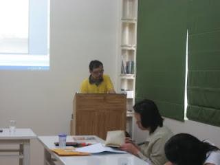 大埔里生活網─埔里報導編採營講師林全洲