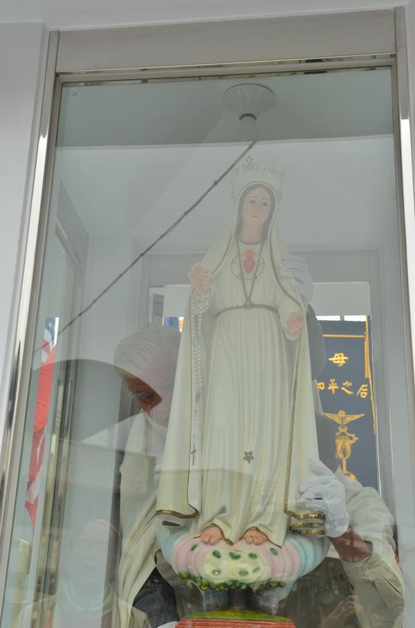 埔里-法蒂瑪聖母
