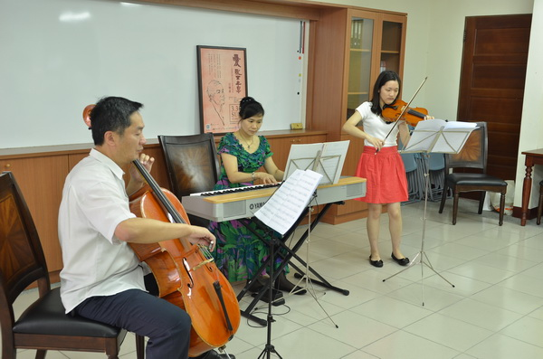 埔里-陳綢音樂會