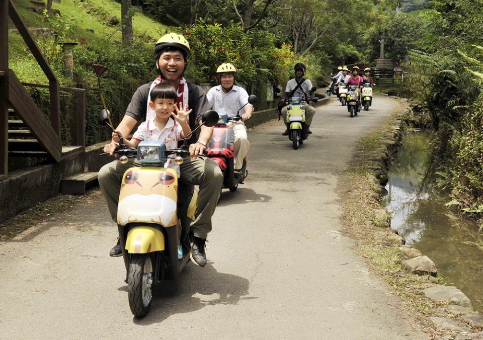 綠動奇蹟股份有限公司表示,低碳旅行,樂活慢遊,是旅遊的新趨勢,社區見學的新主張。(圖片來源:埔里紙教堂)
