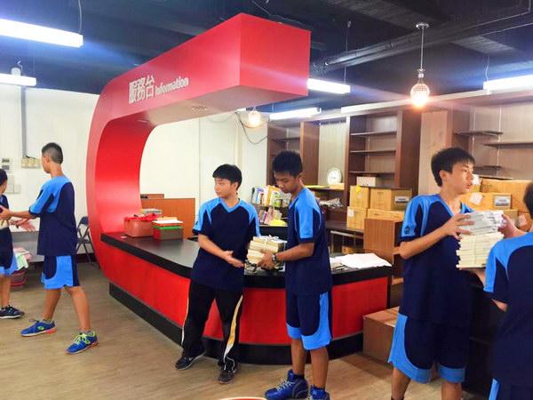 青春閱酷傳書情 埔里圖書館閱讀環境大改造