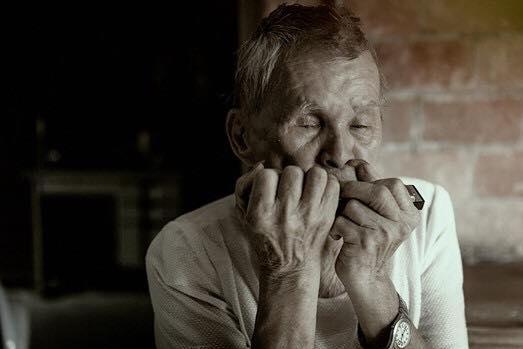 華山國姓愛心天使站提供獨居老人像家人般的支持與安慰(圖片來源:南投縣國姓愛心天使站)